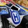 Dean Ferris op Husqvarna voor Europese GP's