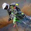 Robin Bakens zet zijn Kawasaki op het podium in Avesnes-Sur-Helpe!