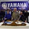 Michele Rinaldi en Yamaha vieren 25-jarige samenwerking