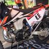 Benzine-injectie voor KTM's enduro tweetakten!!!