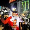 Zach Osborne pakt de 250SX East Coast Supercross titel