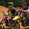 VIDEO: Als Tim Gajser en Rick Carmichael samen trainen!