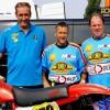 Het Belgische Vets MXdN team voor Farleigh Castle!
