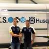 Lars Van Berkel tekent bij Husqvarna SKS Racing