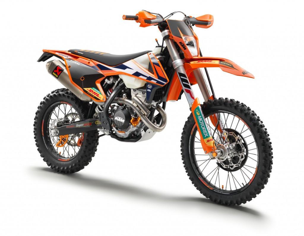 ktm powerparts 2017 – idee per l'immagine del motociclo