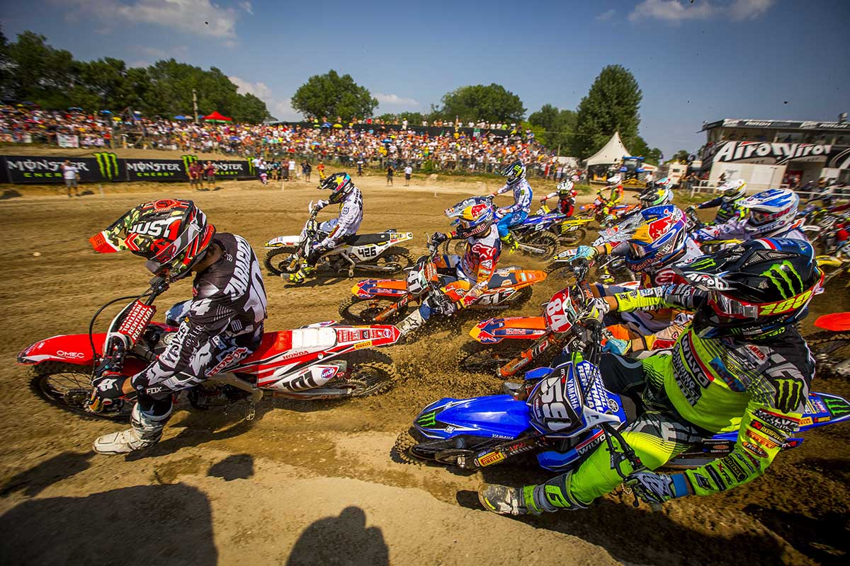 Uitgebreide Team Line Up Voor 2017 Motorcross Enduro