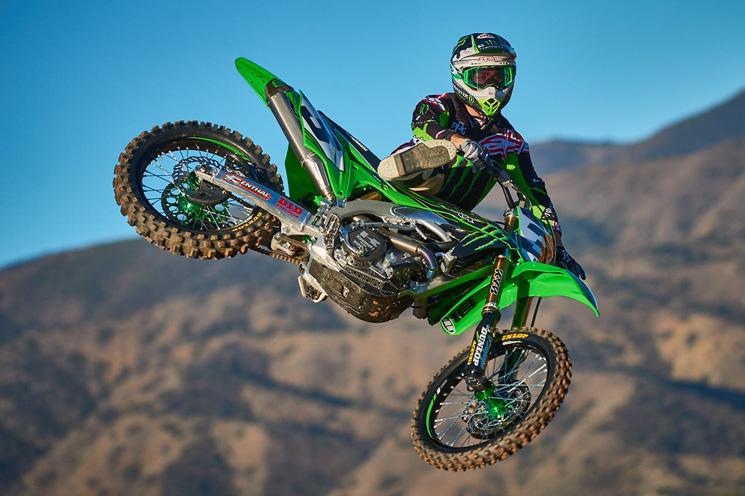 Racer X Films Interview Met Eli Tomac Motorcross