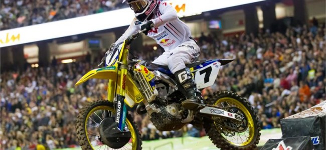 Behind the scenes at James Stewart in Indianapolis…