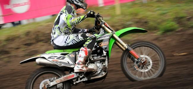 BK MX2 in Mons is een kolfje naar Yentel Martens hand!