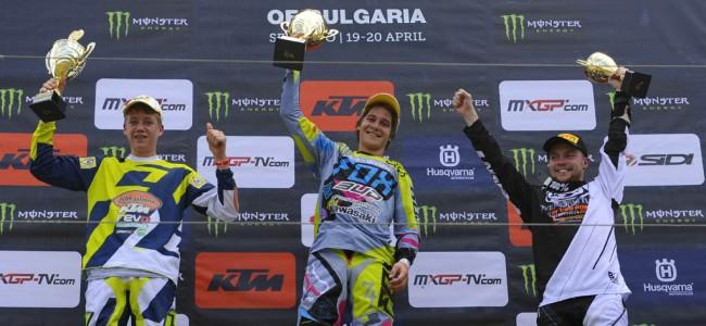 EMX250 : Jorge Zaragoza wint in Bulgarije