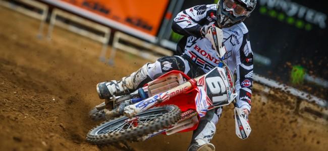 EMX250 : Thomas Kjer Olsen wint in Maggiora