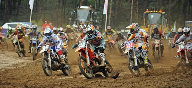3 uit 7 ONK's tijdens een GP weekend!