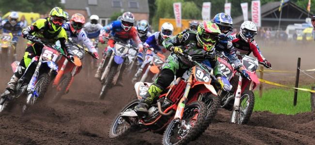 VLM en AMPL rijders welkom op BMB Motocross in Hasselt