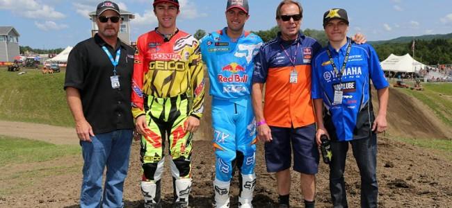 Team USA voor Motocross of Nations !!!