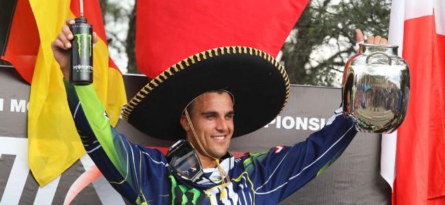 Gautier Paulin wint Grand Prix van Mexico