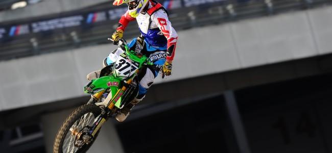 Supercross in Milaan