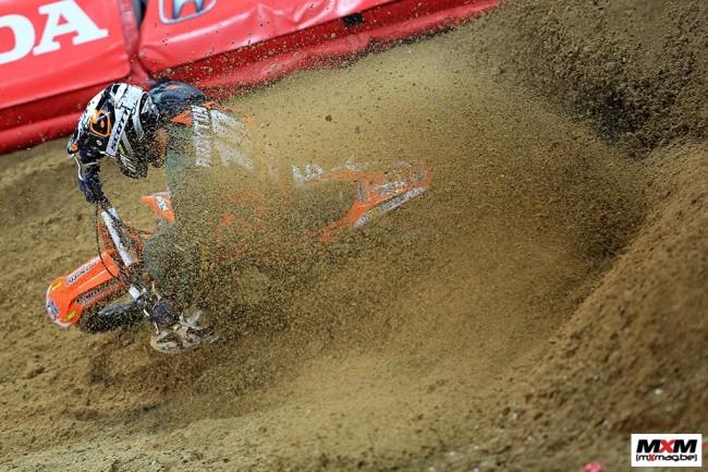 Justin Brayton en Cooper Webb winnen SX van Genova
