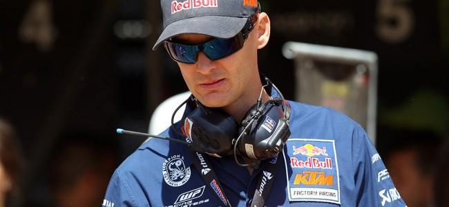 Nieuwe functie voor Stefan Everts bij KTM