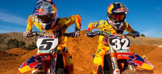 Video: KTM US 2015 shoot