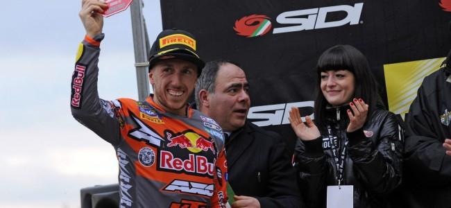 TC222 Italiaans kampioen, Belgen doen het sterk!