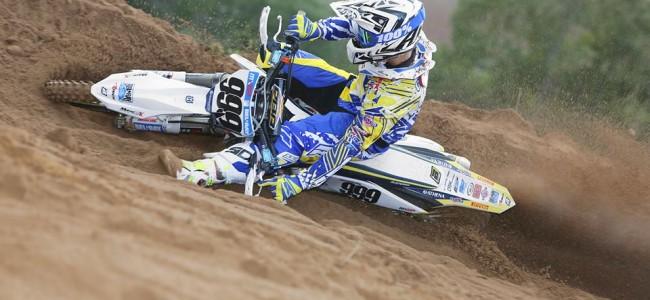 Gonçalves wilt zich tonen op de MX Racing Husky