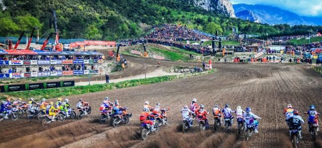 Fransen domineren EMX250 en EMX125 openers in Trentino