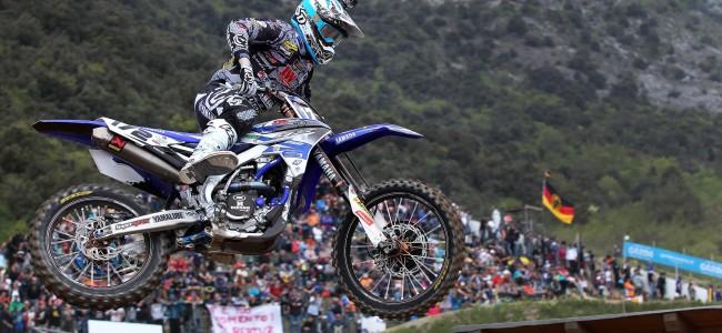 Goeie Italiaanse GP voor het KEMEA Yamaha Yamalube team