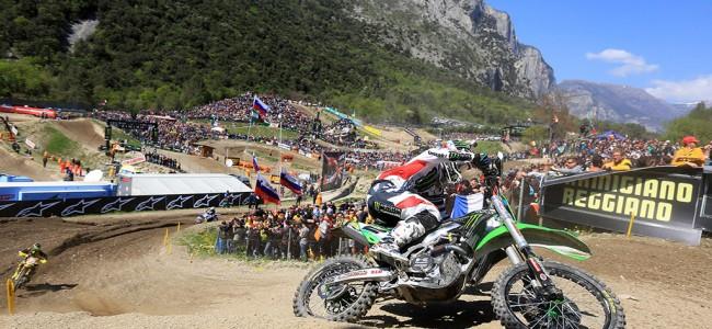VIDEO: De strijd tussen Villopoto en Desalle in Trentino!