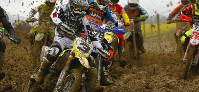 Elite Motorcross kampioenschap in Plomion!