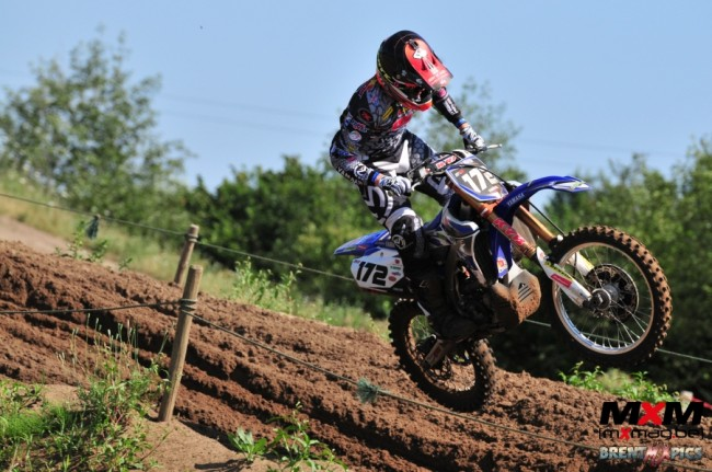 Training Lommel door BrentMxPics!