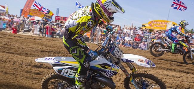 EMX125: Geerts & Genot tonen zich snelste in eigen zandbak!