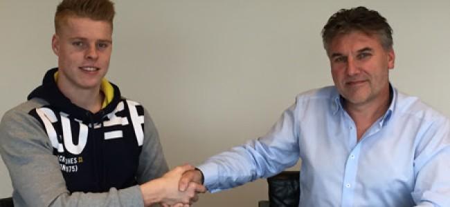 Husqvarna SKS Racing NL Team en Lars van Berkel bundelen krachten in 2016