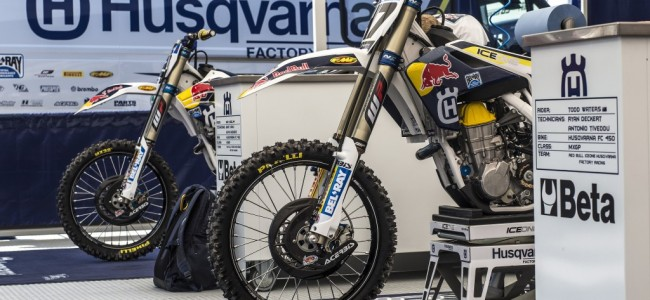 Husqvarna Factory Line-Up voor 2016 !!!