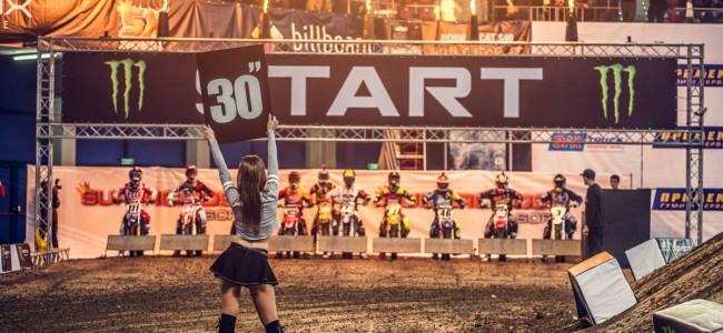 Justin Brayton wint eerste SX in Sofia