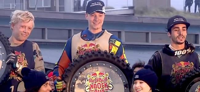 Axel Vandesande zorgt voor Belgische overwinning in Red Bull Knock out race