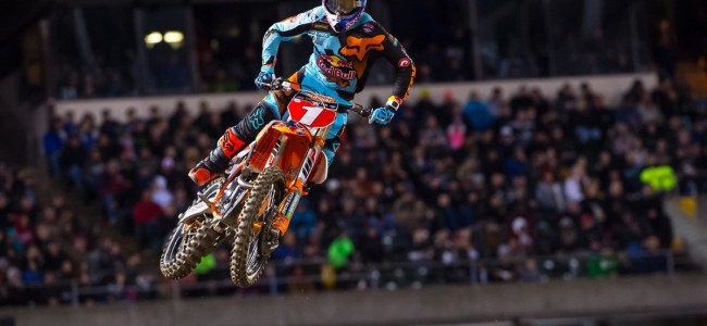 Ryan Dungey pakt drie op drie in Oakland !!!