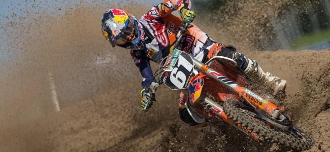 Jorge Prado debuteert meteen op het Grand Prix podium