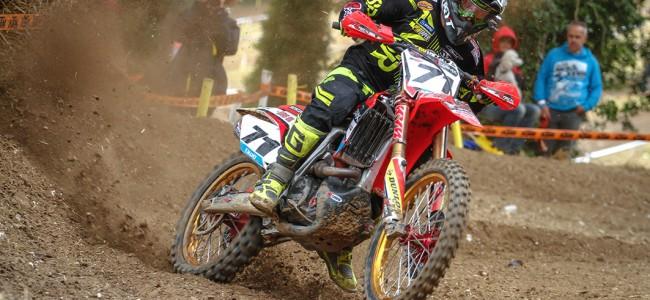 24MX Lucas Oil Honda: Race Rapport Orp-Le-Grand