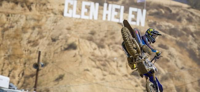 In de VS gaat Glen Helen open voor training!