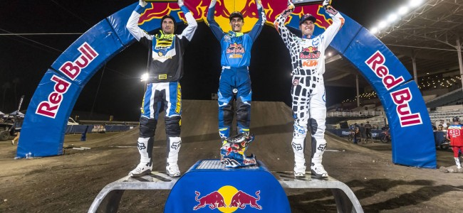 Videohoogtepunten Red Bull Straight Rhythm