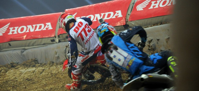 TV Highlight Show: Supercross Lille!