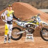 Jason Anderson verlengt contract bij Rockstar Energy Husqvarna Factory Racing