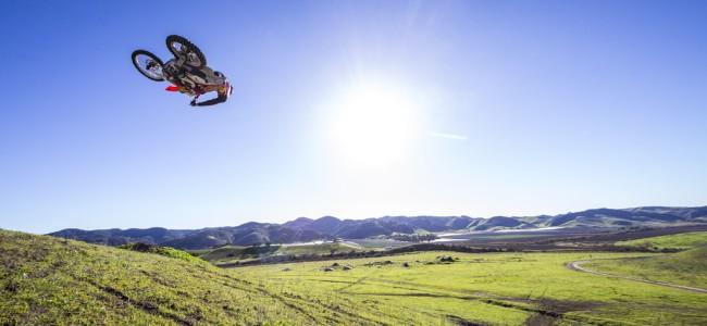 Motocross het leven naast de motor