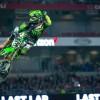 Video: Main events Glendale supercross