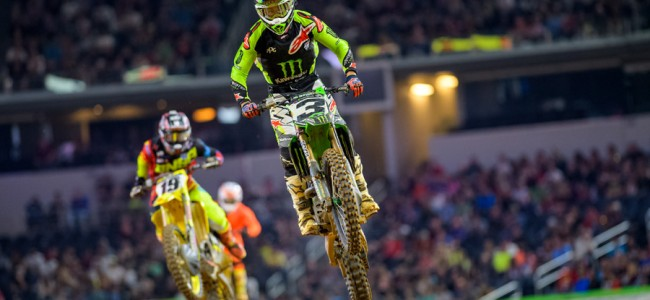 Up-To-Weet: AMA Supercross Minneapolis