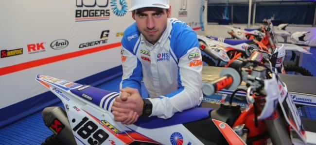 MXGP transfers: Brian Bogers naar HRC-Honda?