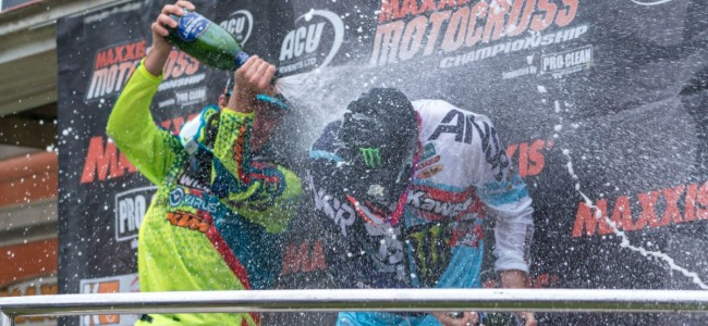 Go time voor Maxxis British MX Championship!