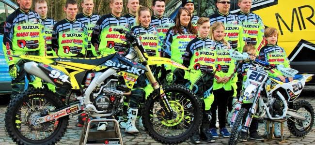 In de spotlight: Maris Racing Team!