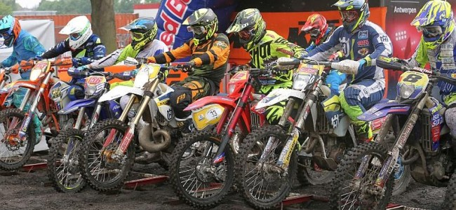 Endurocross telt mee voor Belgisch kampioenschap