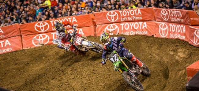 VIDEO: 250SX Indianapolis Highlights!